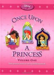 Disney-princess-once-upon-volume-one-tk-hardcover-cover-art