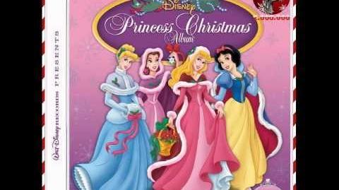 Holidays at Home - Disney's - Princess Christmas Album