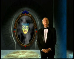 Mirror roy disney