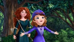 Sofia the first - Save The Day