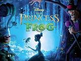 A Princesa e o Sapo (Trilha-sonora)