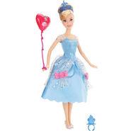 Disney Princess Party Princess Cinderella Doll