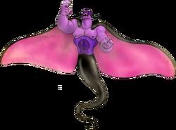 The Evil Manta - Little Mermaid