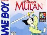 Mulan (vídeo game)
