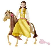 DOLL-DISP-CHAR-BELL-ROYAL HORSE DOLL SET