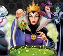 Lista de vilões da Disney Princesa