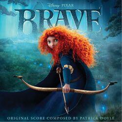 Brave soundtrack cover art 1