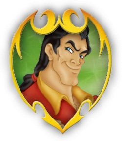 DisneyVillains Gaston
