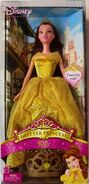 Glitter Princess Belle