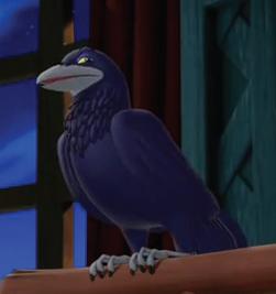 Wormwood the Raven