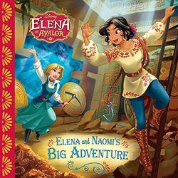 Elena and Naomi's Big Adventure cover