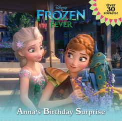 Frozen Fever - Anna's Birthday Surprise
