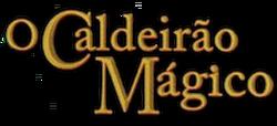 O Caldeirao Magico Logo