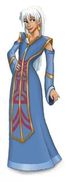 Queen Kida
