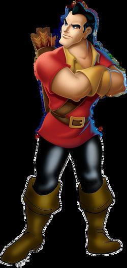 Gaston BeautyandtheBeast
