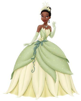 Tiana Wiki Disney Princesas Fandom