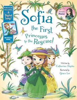 Princesses to the Rescue book