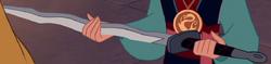 Shan Yu Sword