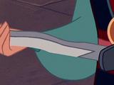 Espada de Shan Yu
