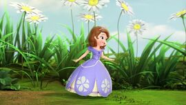 Sofia the First -Small New World