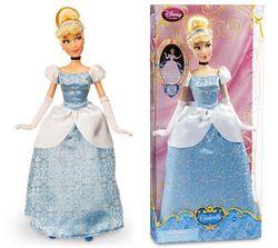 Cinderella-doll