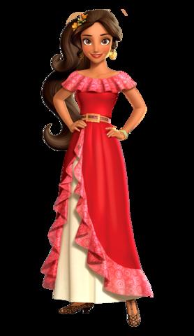 Princesa Elena Wiki Disney Princesas Fandom