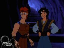Hercules & The Arabian Night