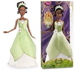 Princess-tiana-doll