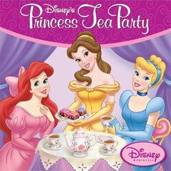 DisneyPrincessTeaParty