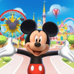 Disney Magic Kingdoms Updated Logo