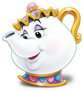 Madame Samovar Wiki Disney Princesas Fandom