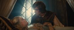 Phillip and aurora in maleficent