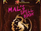 Descendants: Mal's Spell Book