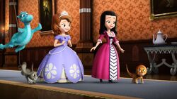 Sofia the First - You're the Cutest Thing