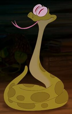 Juju (Princess and the Frog)