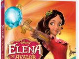 Elena de Avalor (videografia)