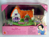 Snow White and the Seven Dwarfs Light-Up Cottage