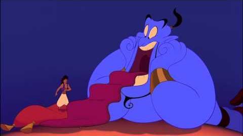 Aladdin - Nunca Teve um Amigo Assim HD
