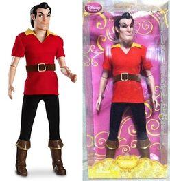 Gaston-doll