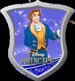 Disney Principe - Fera
