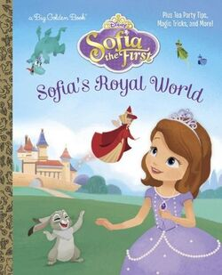 Sofia's Royal World Book