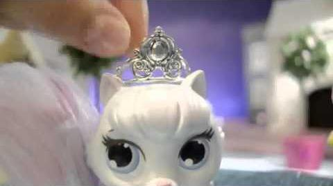 Walk Royal Pets - Disney Princess Palace Pets TV Commercial Ad