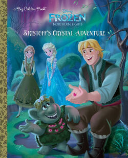 Kristoff's Crystal Adventure