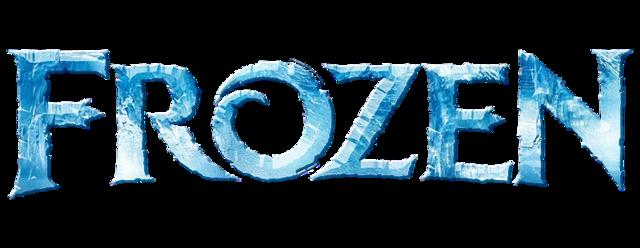 Resultado de imagem para frozen logo