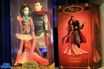 Dolls muñecas fairytale designer collection couple parejas disney store 2014 princess princesas princes principes heroes mulan y li shang
