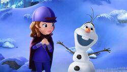 Olaf and Sofia