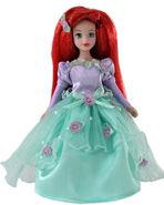 Ariel blossoms