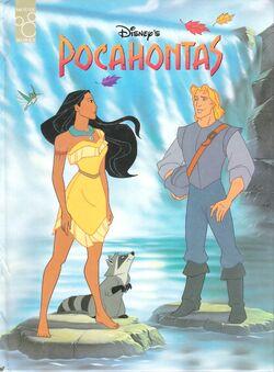 Pocahontas Classic Storybook
