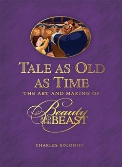 The Art and Making of Beauty and the Beast cover