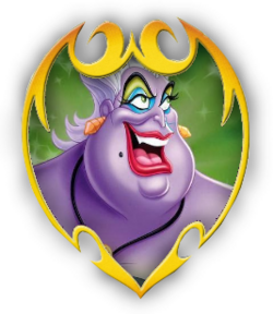 DisneyVillains Ursula